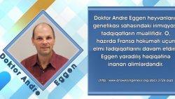 İman edən alimlər - Dr. Andre Eggen