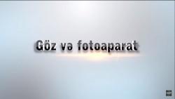 Göz və fotoaparatın müqayisəsi