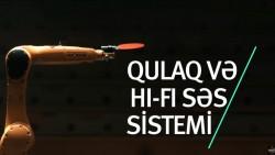 Qulaq və Hi-Fi səs sistemi